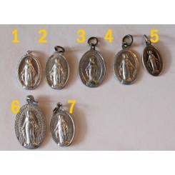 Medaljoner Valfarts, Den Mirakuløse Madonna |Pr. stk