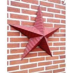 Orginal Barn Star Handmade [ca. 71 cm]