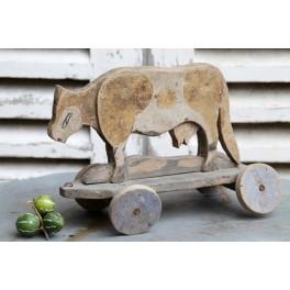 Antik KO (Træ legetøj)