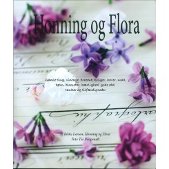 Honning og Flora - indretningsbog