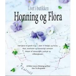 Livet i butikken, Honning og Flora - indretningsbog