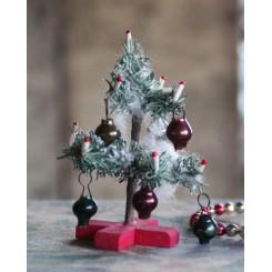 Juletræ Papir/Træ Antik