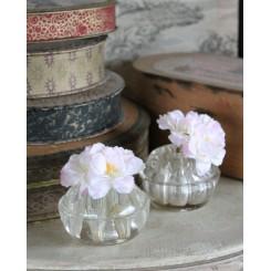Gammel Blomster Fakir Glas [8x5,5cm]