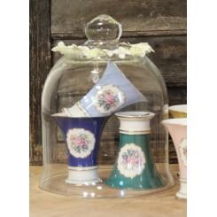 Porcelæns vaser [H10cm] |Pr. stk