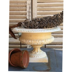 Fransk Pokal Jardiniere [H23xØ35cm]
