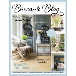 BROCANTE BLOG Magasin No 4-2018