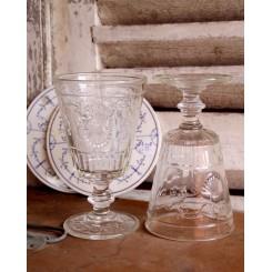 FRANSKE RØDVINS-GLAS [400 ml] |Pr. stk