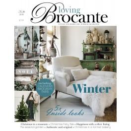 Magasinet 'Loving Brocante', nr.6/2018 JUL