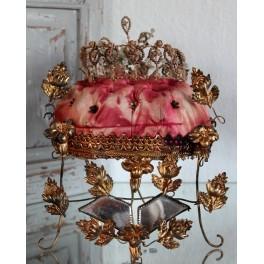 BRUDESTOL ROSA [GLOBE DE MARIEE]