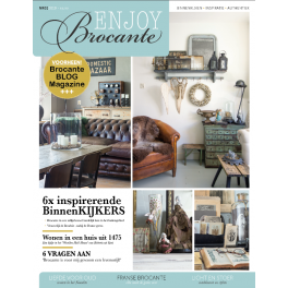 ENJOY BROCANTE Magasin No 1-2019.