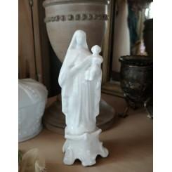 GL MADONNA MED BARN [H18cm] Porcelæn